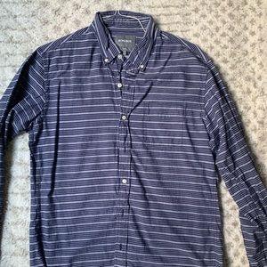 Slimfit Bonobos button down shirt (L)
